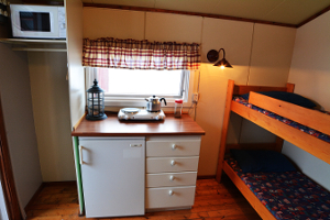 Basic Quad+1 Cottage 4+1P